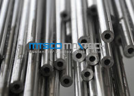 ASTM A213 904L Precision Stainless Steel Seamless Tubing , Straight Length Cold Drawn Tube
