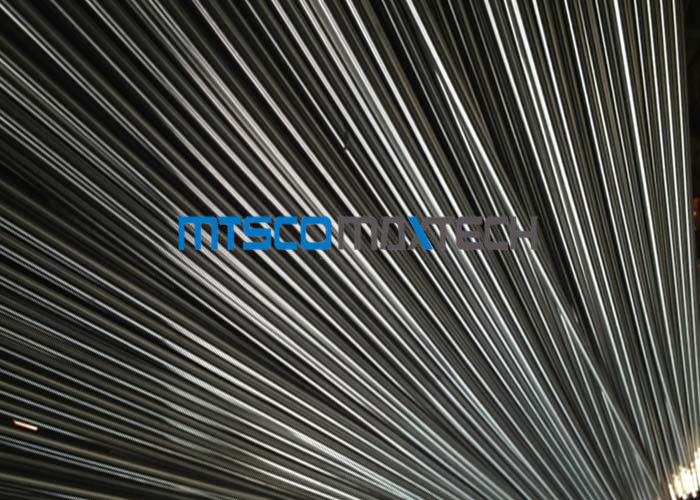 ASTM A213 8*1mm S31600 / 31603 Precision Stainless Steel Tube Bright Annealed