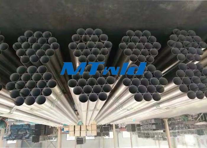 EFW Bright Annealed Welded Stainless Steel Tubing For Industry Petroleum