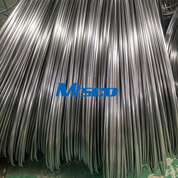 Stainless Steel Super Long Seamless ASTM A269 Coiled Tubing Pipe