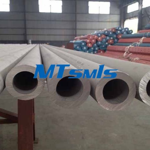 ASTM A312 ASME SA312 60.3mm*3.91mm Stainless Steel Seamless Pipe